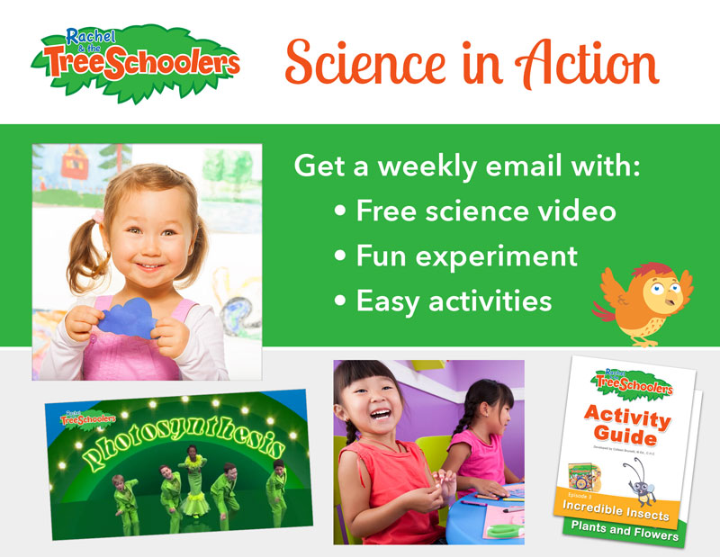 Science in Action Sign-up