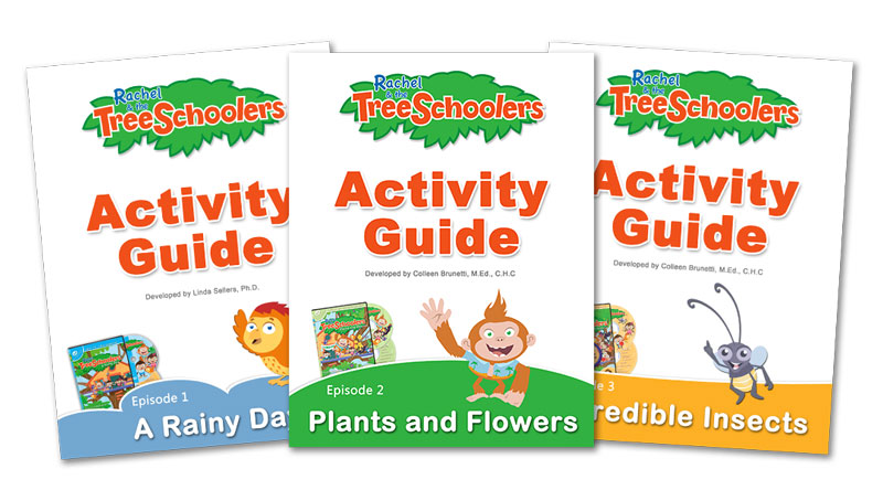 Rachel & The TreeSchoolers Activity Guide